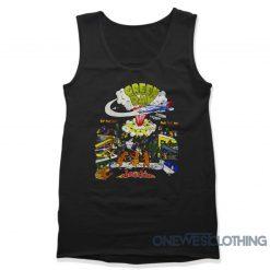 Green Day Vintage Dookie Tour Tank Top
