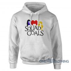 Hocus Pocus Squad Goals Hoodie