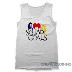 Hocus Pocus Squad Goals Tank Top