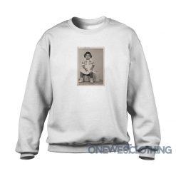Kanye West Donda Memoriam Sweatshirt