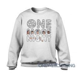 Maroon 5 One More Night Sweatshirt