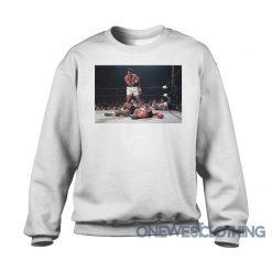 Muhammad Ali Winner Memories Sweatshirt