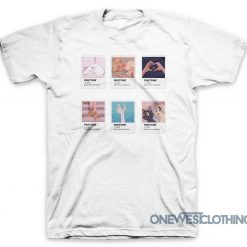 Pantone Sailor Moon T-Shirt