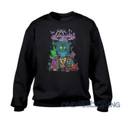 Rob Zombie Baphomet Cartoon Sweatshirt
