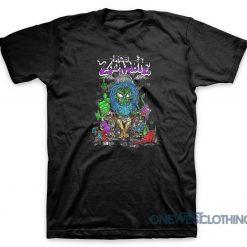 Rob Zombie Baphomet Cartoon T-Shirt