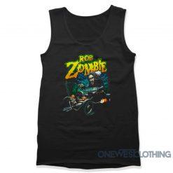 Rob Zombie Hotrod Hell Tank Top