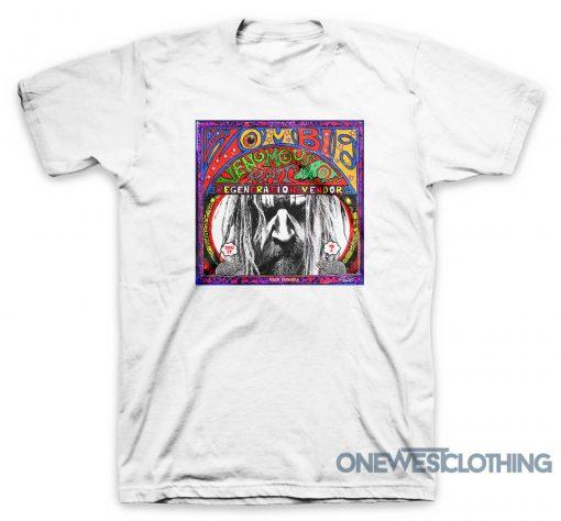 Rob Zombie Venomous Rat T-Shirt