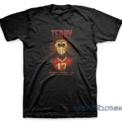 Terry McLaurin Scary Terry T-Shirt