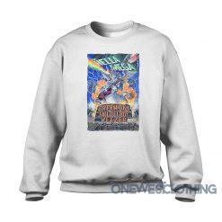 The Hella Mega Tour Sweatshirt