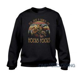 Vintage Hocus Pocus Sweatshirt