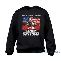 Vote Jackie Daytona Sweatshirt
