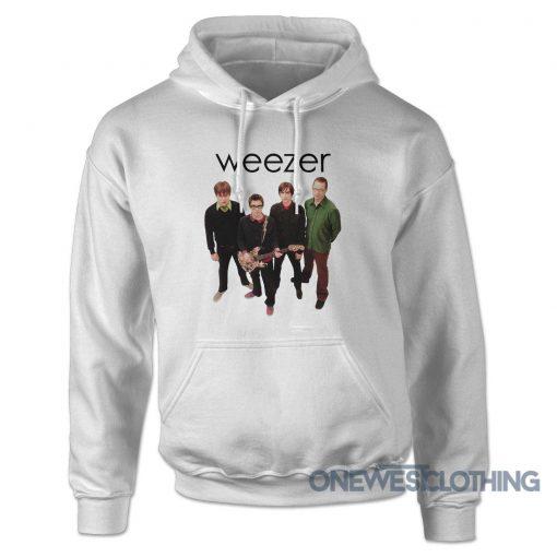Weezer Album Cover Hoodie