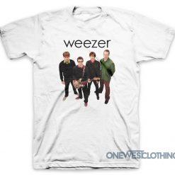 Weezer Album Cover T-Shirt
