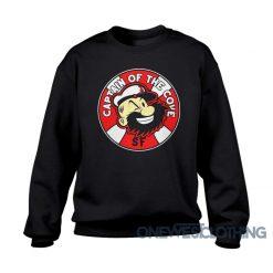 Brandon Belt Captain Cove Sweatshirt