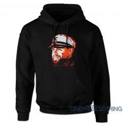 Brandon Belt Hat Captain Hoodie