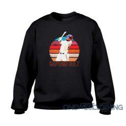 Vintage Captain Belt Sweatshirt