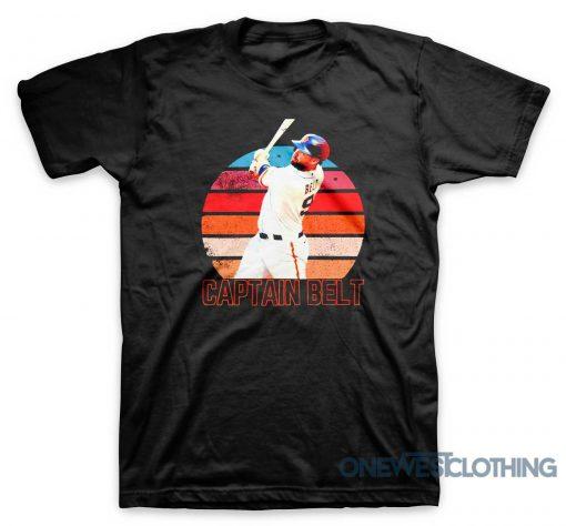 Vintage Captain Belt T-Shirt
